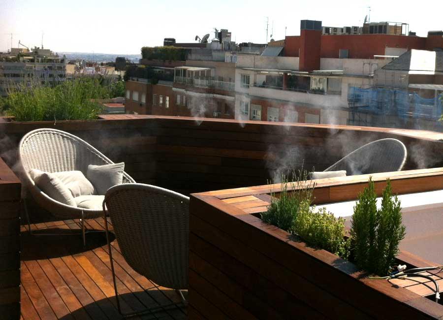 Climatizacion-Terraza-Atico-Madrid