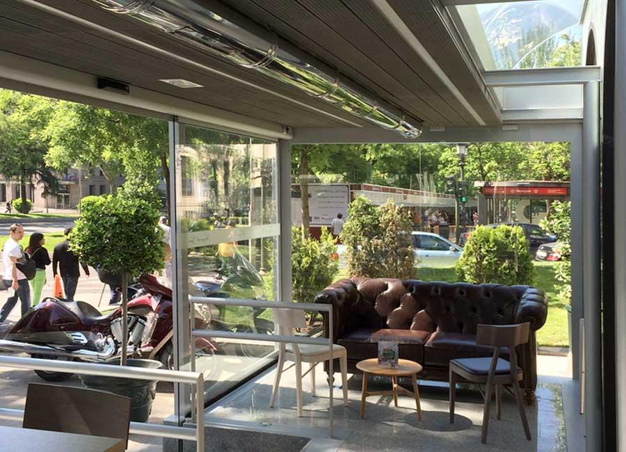 Climatizacion Restaurante-Cafe-Gijon-1