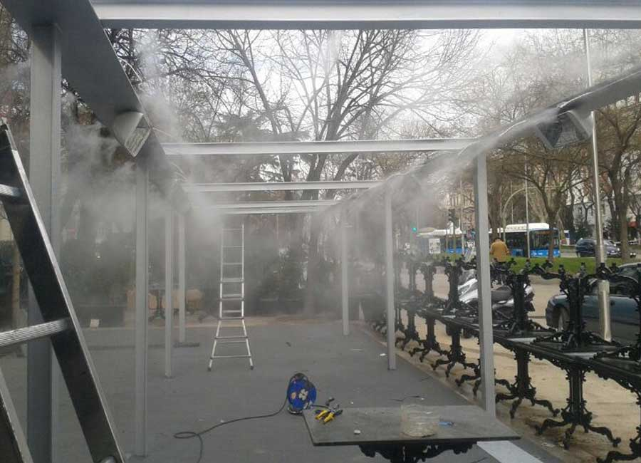 Climatizacion Gran Cafe Gijon Madrid