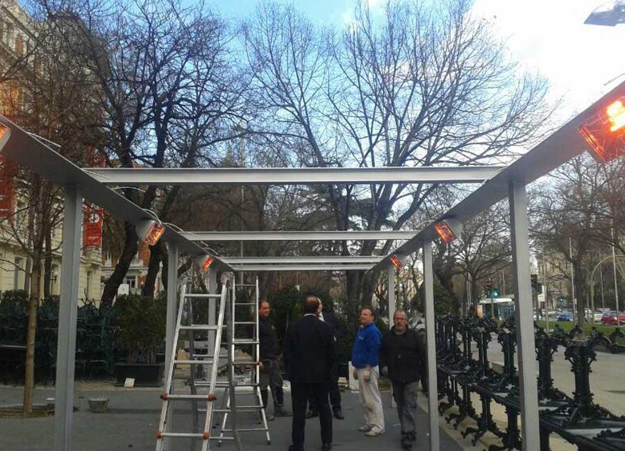 Climatizacion Gran Cafe-Gijon en Madrid