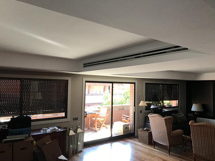aire-acondicionado-falso-techo-salon