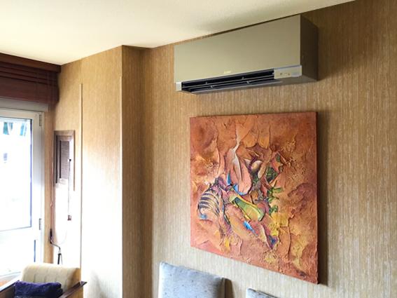 instalacion aire acondicionado vivienda